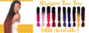 XPressions Two Tone - Ombre (2)